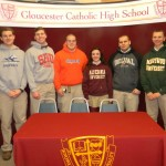 Gloucester Catholic Announces College Commitments for Athletics