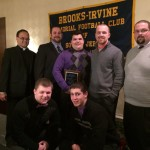 Tim O'Shea Selected for Brooks-Irvine Unsung Hero Honor!
