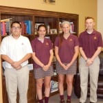 May 2015 Students of the Month Selected