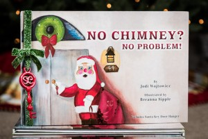 "GC Graduate Breanna Sipple '11 Featured in Christmas Publication ""No Chimney? No Problem!"""