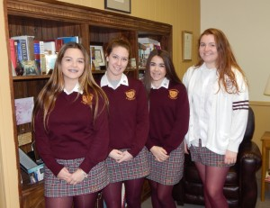 Gloucester Catholic Honors January Students of the Month