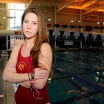 Lady Rams' Camryn McHugh Selected as SJ Times' 2015-16 Swimmer of the Year!