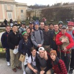 Father Caparas, GC Students Enjoy Memorable Trip to Germany During Spring Break