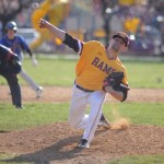 Tyler Mondile Tosses No-Hitter vs. Pennsville to Open 2016 Baseball Season
