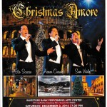 Sicilian Tenors Christmas Amore Concert on Dec. 3 to Support Catholic Education Throughout Diocese of Camden