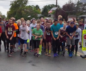 Ross-Kupcha Race Attracts Large Turnout; Ward Runners Dominate Top 5 Finishers