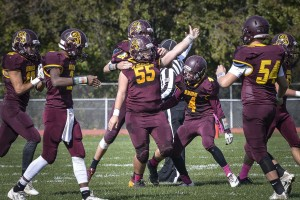 Gutty Win Is Extra Special for Gloucester Catholic Football Team