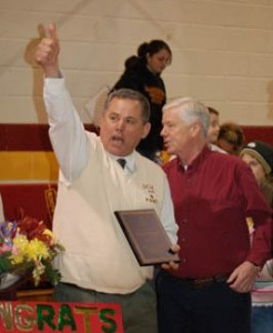 Pat Murphy Elected to the Al Carino South Jersey Basketball Hall of Fame!
