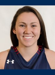 Cara McHenry Honored on All-MAC Winter Sportsmanship Team