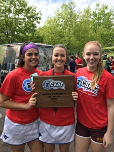 Former GC Lacrosse Stars Petrongolo, McLaughlin and Kane Help Cabrini to CSAC Title!