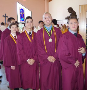 Gloucester Catholic Awards 141 Diplomas to Class of 2017 Graduates!
