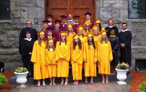 Gloucester Catholic Junior High Class of 2017