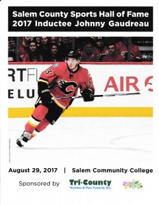 Salem County Sports Hall of Fame to induct hockey star Johnny Gaudreau