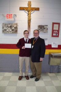 Gloucester Catholic's Patrick Glennan Selected as a National Merit Scholarship Finalist