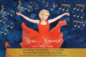 Save the Date: Christmas Concert on Dec. 2 Features Debby Boone, Supports Catholic Education in South Jersey