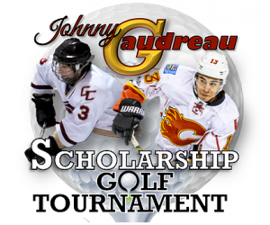 Johnny Gaudrea golf logo