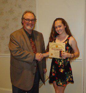Senior Class of 2018 Academic Success Story – Emma Billings