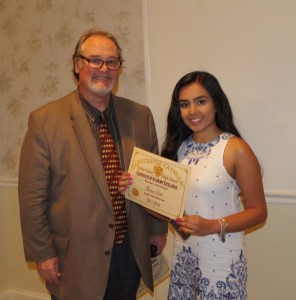 Senior Class of 2018 Academic Success Stories: Monica Patel!