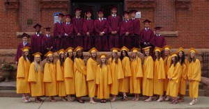 Gloucester Catholic Junior High School Class of 2018 Receives Diplomas