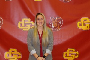 Carly Todd '13, new GCHS softball coach