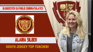 GCHS' Alaina Silber Featured as South Jersey Top Teacher