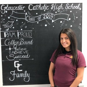 Class of 2019: Jen Alemian to Attend Rutgers University