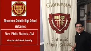 Gloucester Catholic Welcomes Rev. Philip Ramos, AM, as Director of Catholic Identity