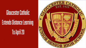 Update on Gloucester Catholic Distance Learning